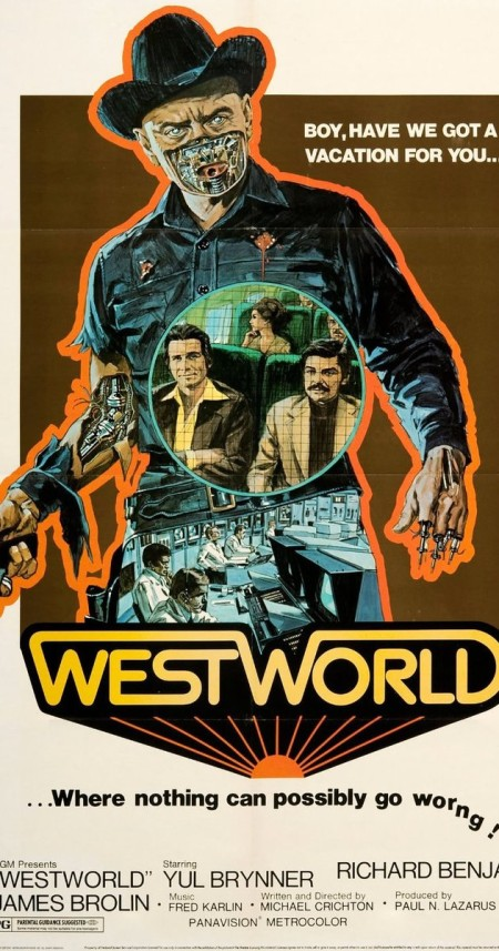 Westworld 1973 1080p BluRay X264-AMIABLE