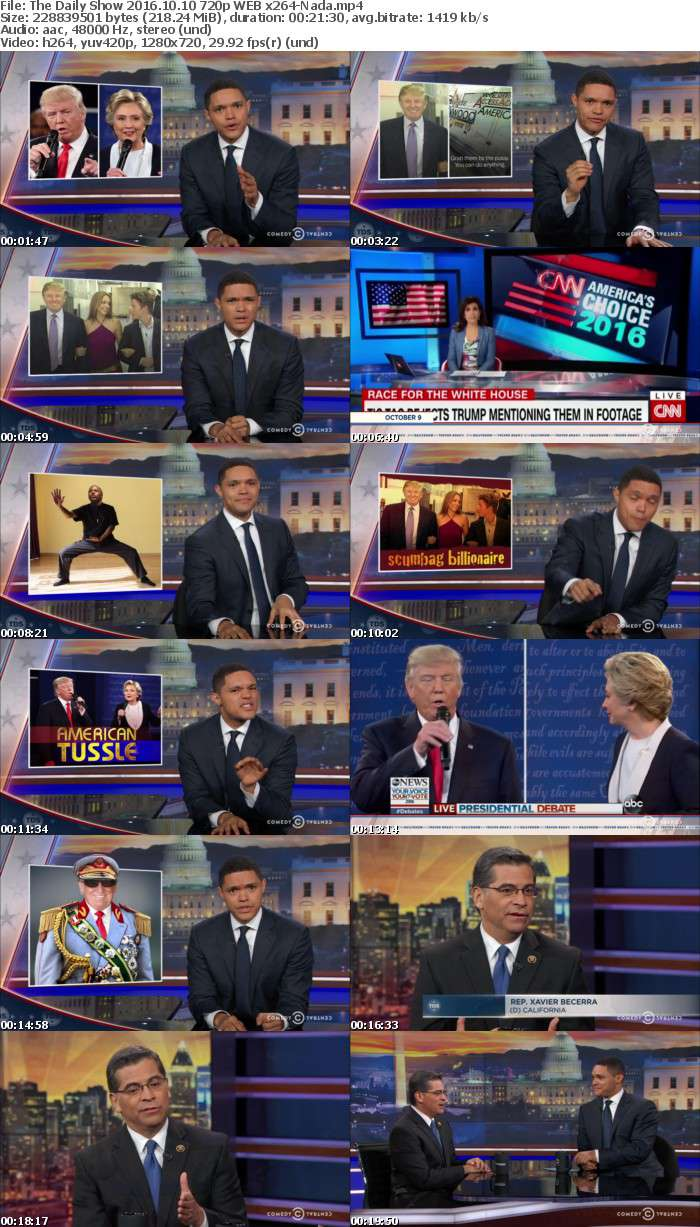 The Daily Show 2016 10 10 720p WEB X264-Nada