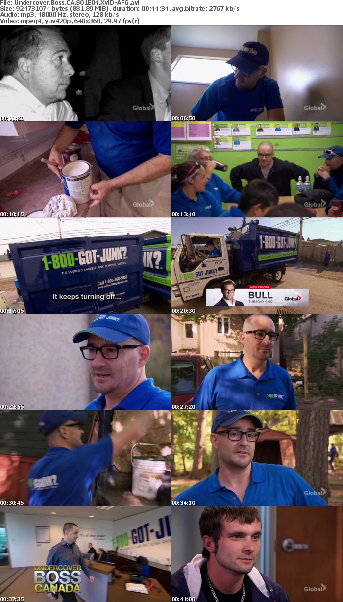 Undercover Boss CA S01E04 XviD-AFG