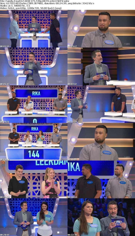 Family Feud NZ S01E175 720p HDTV x264-FiHTV