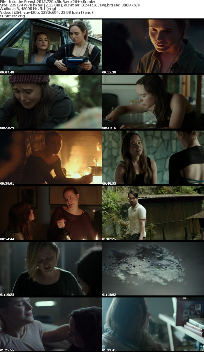 Into the Forest 2015 720p BluRay x264-x0r