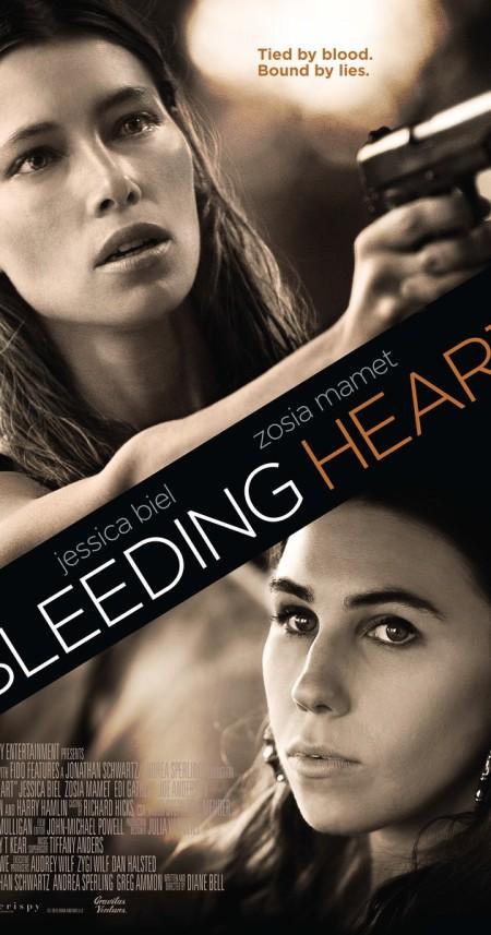 Bleeding Heart 2015 BRRip XviD AC3-EVO
