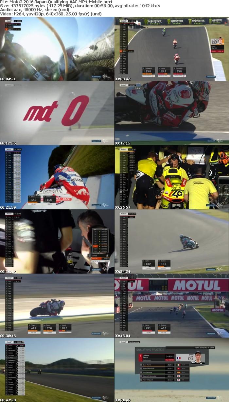 Moto2 2016 Japan Qualifying AAC-Mobile