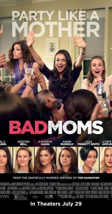 Bad Moms 2016 BRRip XviD AC3-EVO