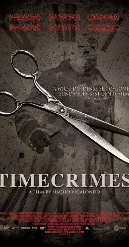 Timecrimes (2007) DUAL COMPLETE BLURAY-HDpure