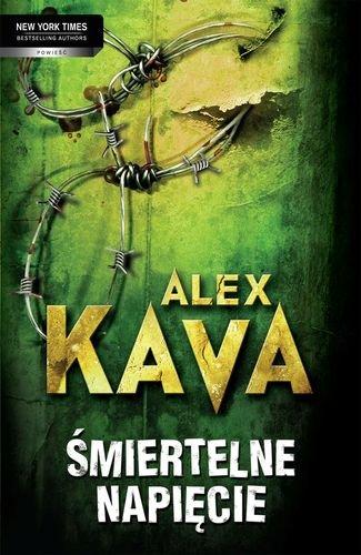Śmiertelne napięcie - Maggie O'Dell tom: 9 - Alex Kava