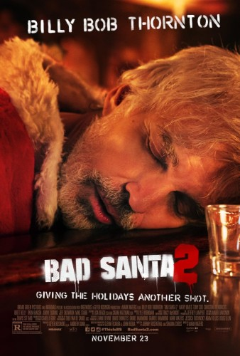 Bad Santa 2 (2016) Unrated 720p Brrip X264 Aac-etrg