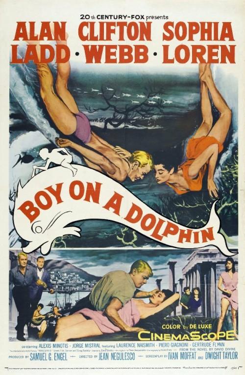 Boy On A Dolphin 1957 720p Bluray X264-x0r