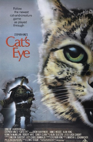 Stephen Kings Cats Eye (1985) 720p Brrip H264 Aac-rarbg