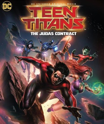Teen Titans The Judas Contract (2017) 720p Brrip X264-mkvcage