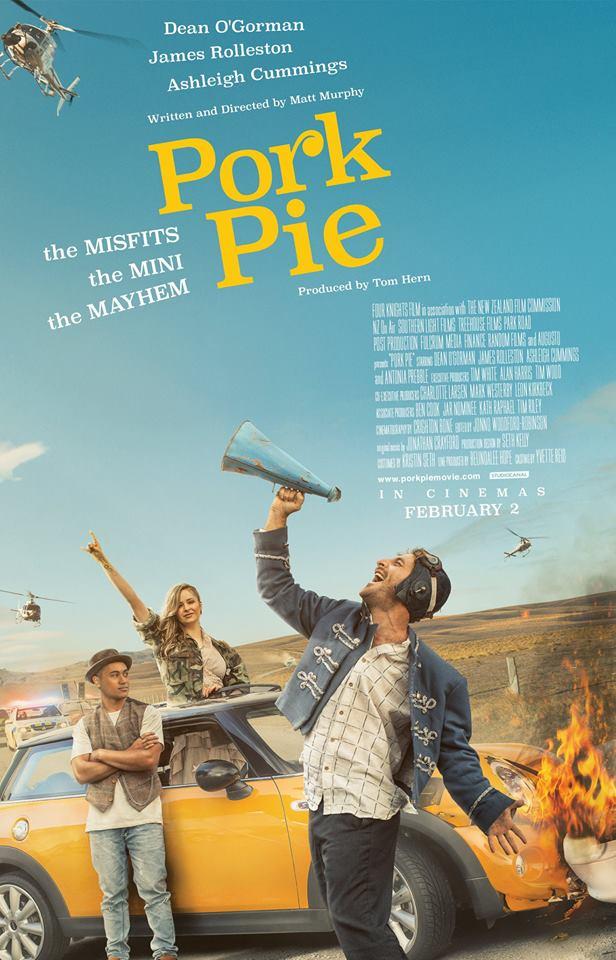 Pork Pie 2017 480p x264mSD