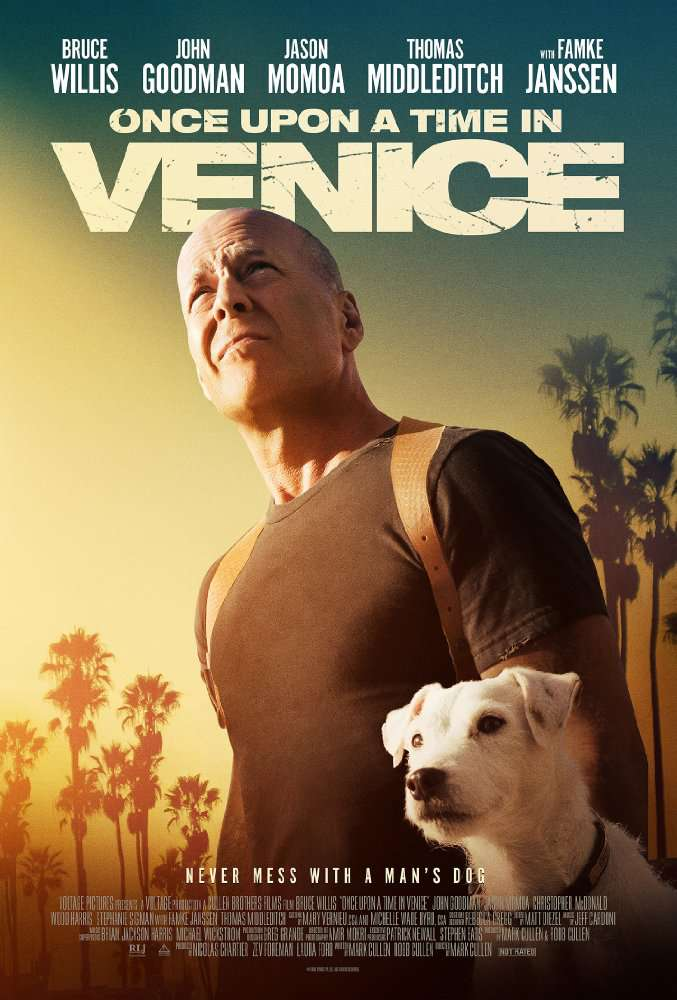 Once Upon a Time in Venice 2017 HDRip XviD AC3EVO