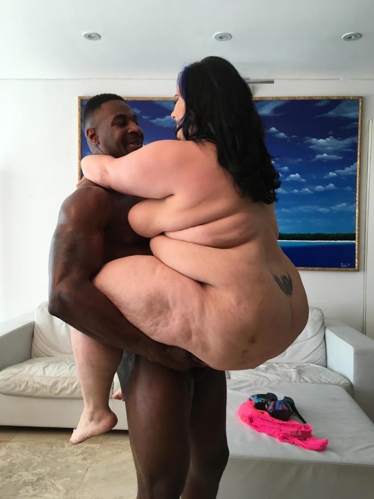 Chubby Bbw Swallows Cum