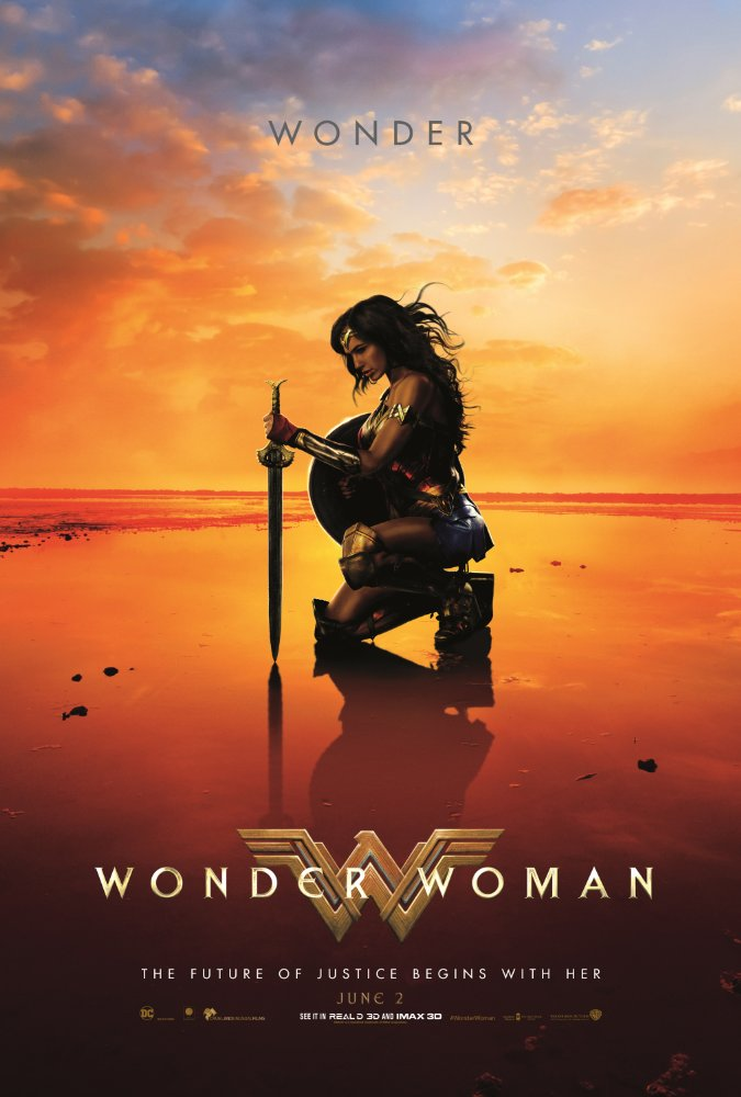 Wonder Woman 2017  HC HDRip AC3 X264