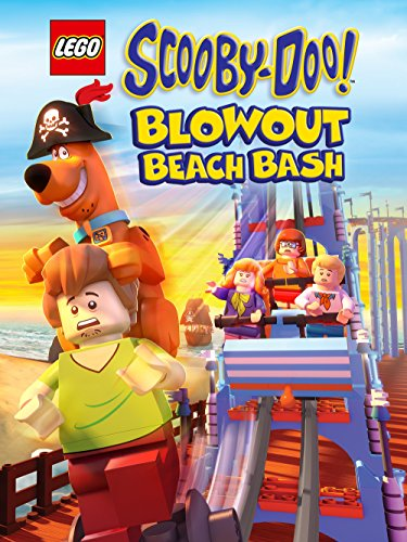 LEGO ScoobyDoo! Blowout Beach Bash 2017  WEBDL H264 AC3EVO