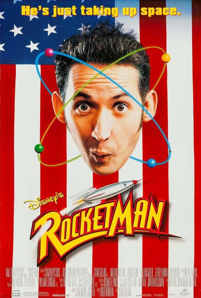 Rocketman 1997  HDrip X264 AC3