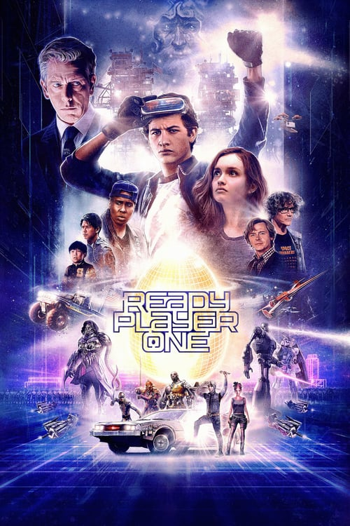 Ready Player One 2018 NEW 720p HDCAM HQMic-CPG