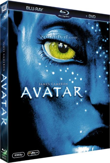 Avatar (2009) BRRip x264-DLW