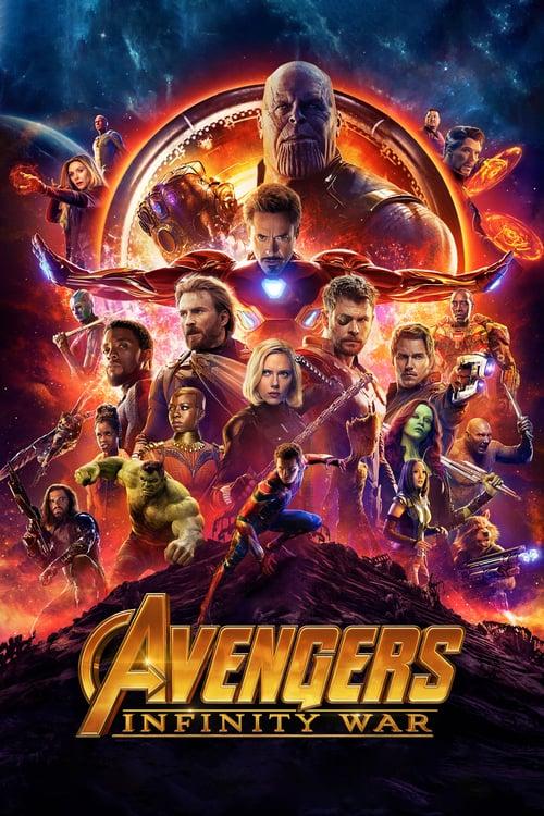 Avengers Infinity War 2018 720p HDCAM x264-Free