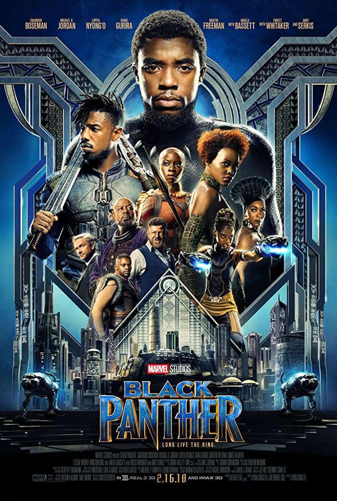 Black Panther 2018 1080p BluRay DTS-HD MA7 1 x264-Manning