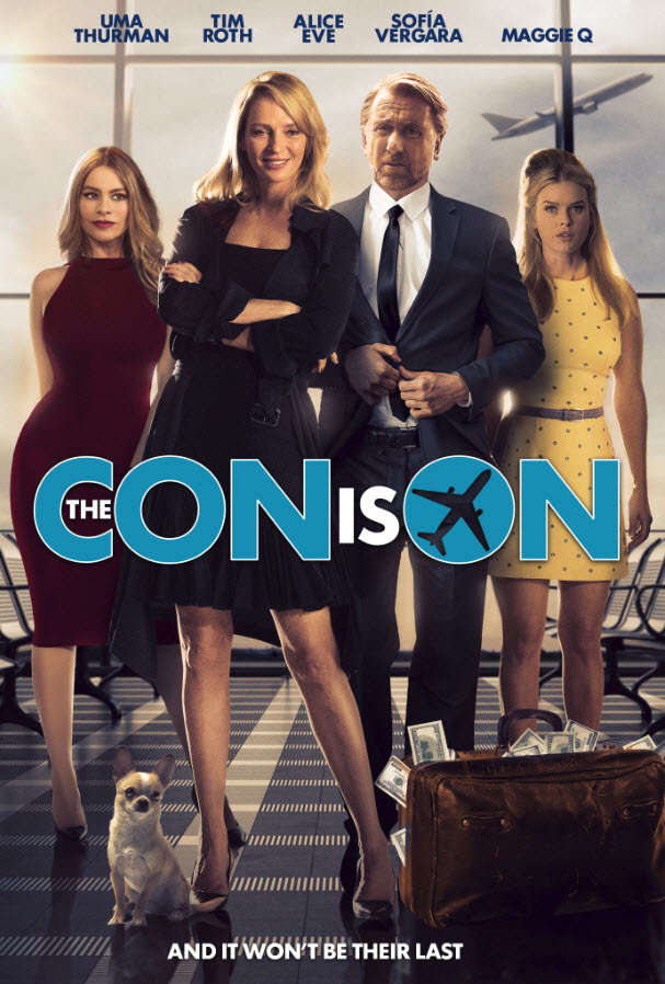 The Con Is On 2018 HDRip AC3 X264-CMRG