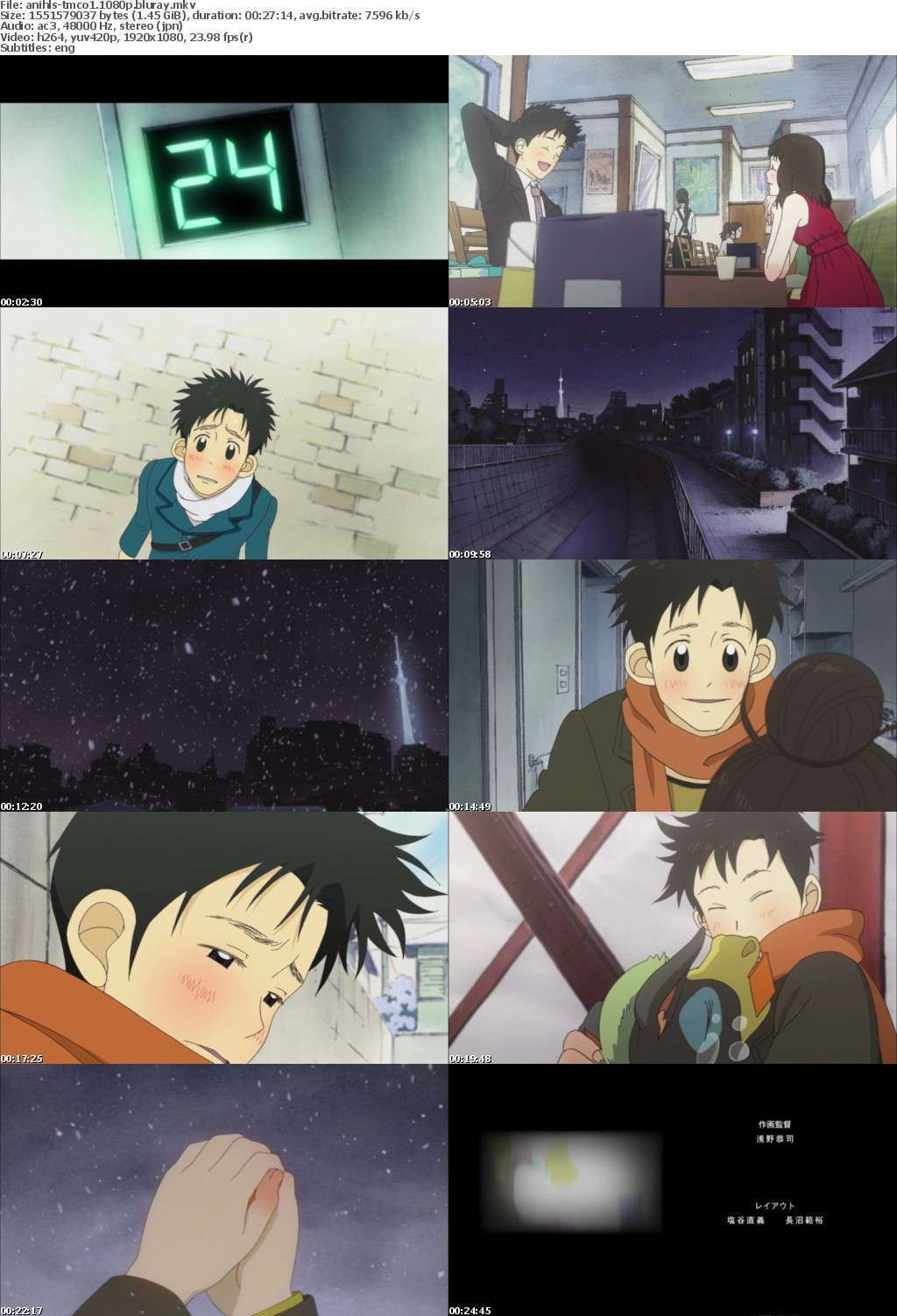 Tokyo Marble Chocolate OVA 01 1080p BluRay x264-ANiHLS