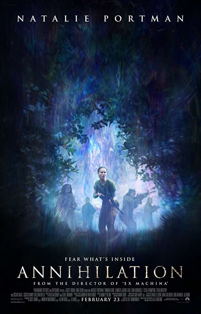 Annihilation 2018 1080p BluRay x264-DRONES