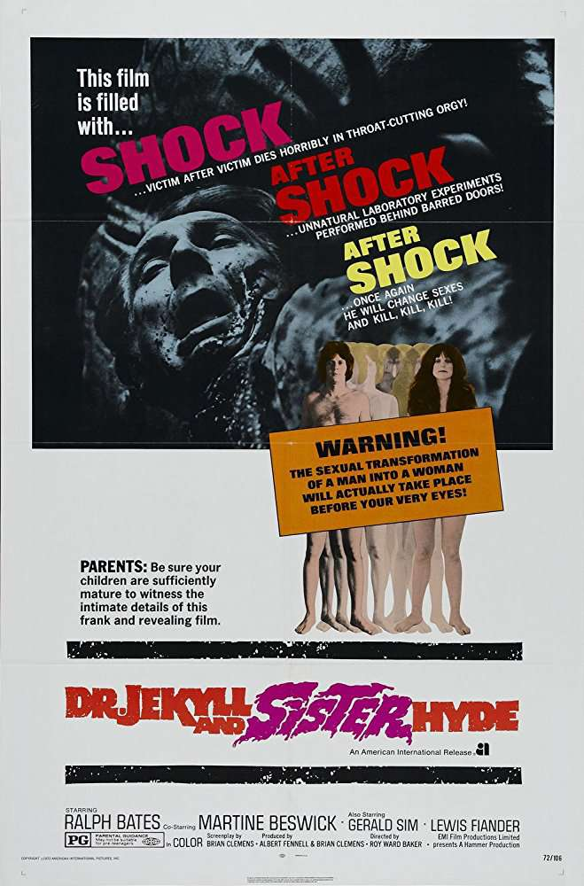 Dr Jekyll & Sister Hyde (1971) [BluRay] [720p] YIFY
