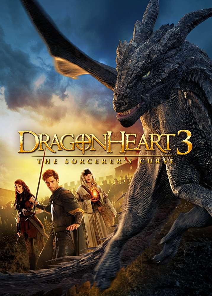 Dragonheart 3 The Sorcerers Curse 2015 BRRip XviD MP3-XVID