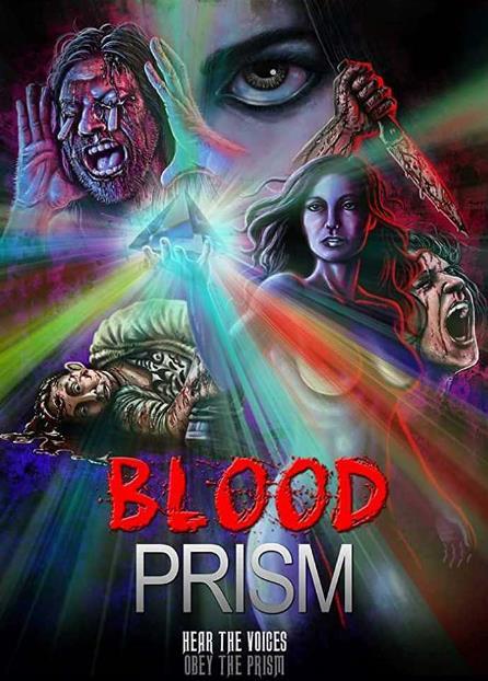 Blood Prism (2018) HDRip XviD AC3 LLG
