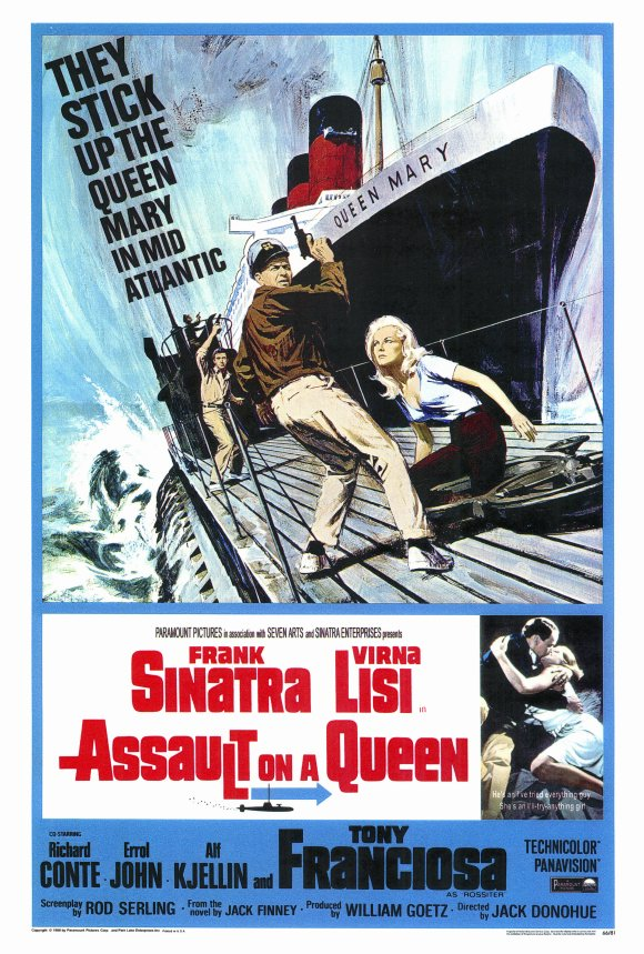 Assault on a Queen (1966) 1080p BluRay H264 AC 3 Remastered-nickarad