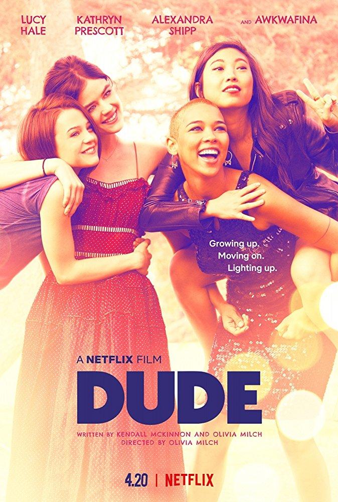 Dude (2018) 1080p NF WEB-DL DD5.1 x264-NTG