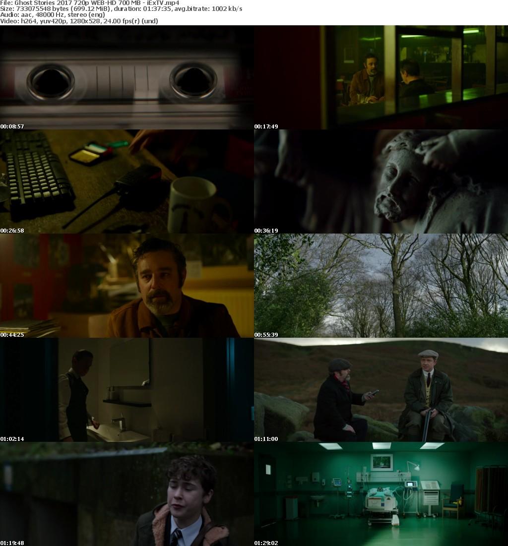 Ghost Stories (2017) 720p WEB-HD 700 MB - iExTV