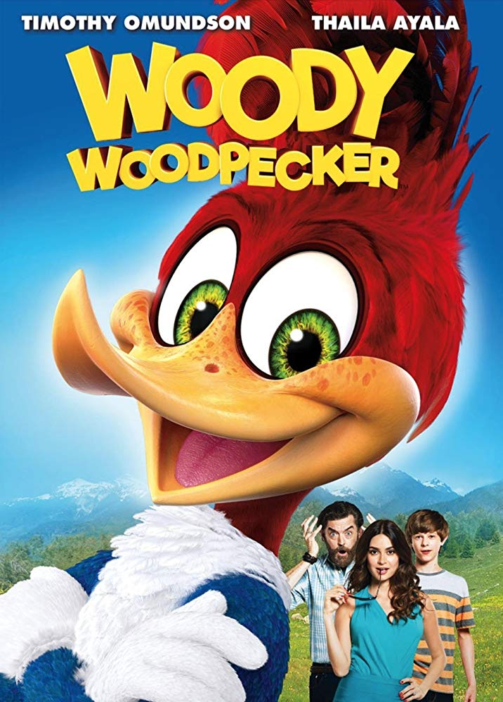 Woody Woodpecker (2017) 720p BRRip 700 MB - iExTV