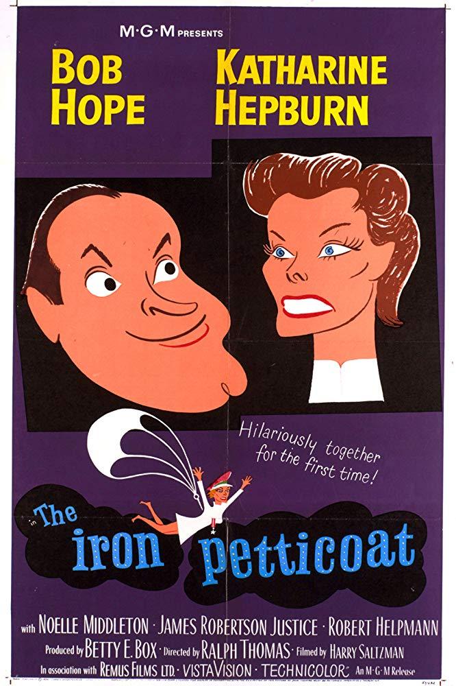 The Iron Petticoat 1956 720p HDTV x264-REGRET