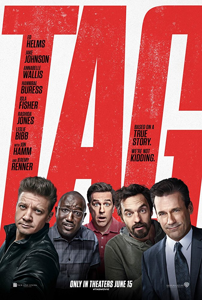Tag (2018) BRRip XviD AC3-EVO