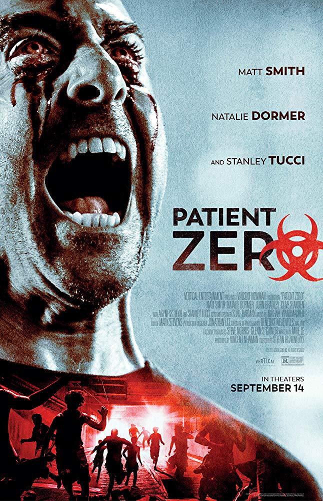 Patient Zero (2018) HDRip AC3 X264-CMRG