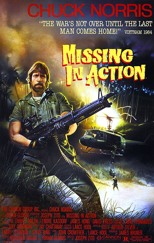 Missing In Action 1984 720p BluRay H264 AAC-RARBG