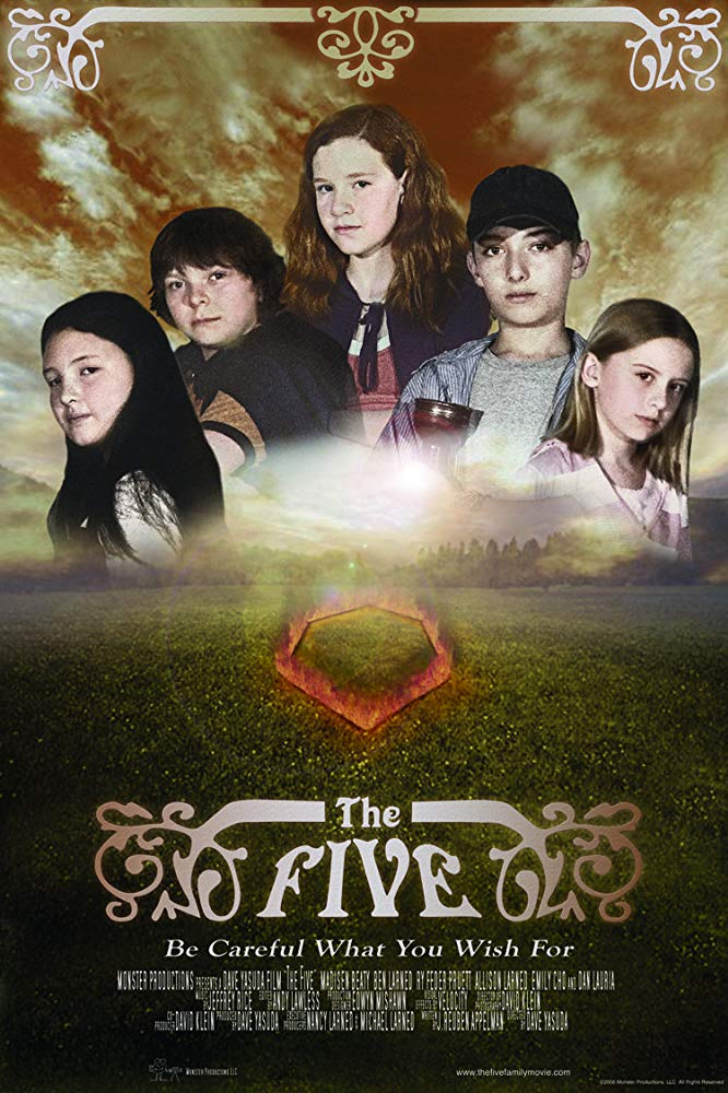 The Five 2010 720p BluRay H264 AAC-RARBG