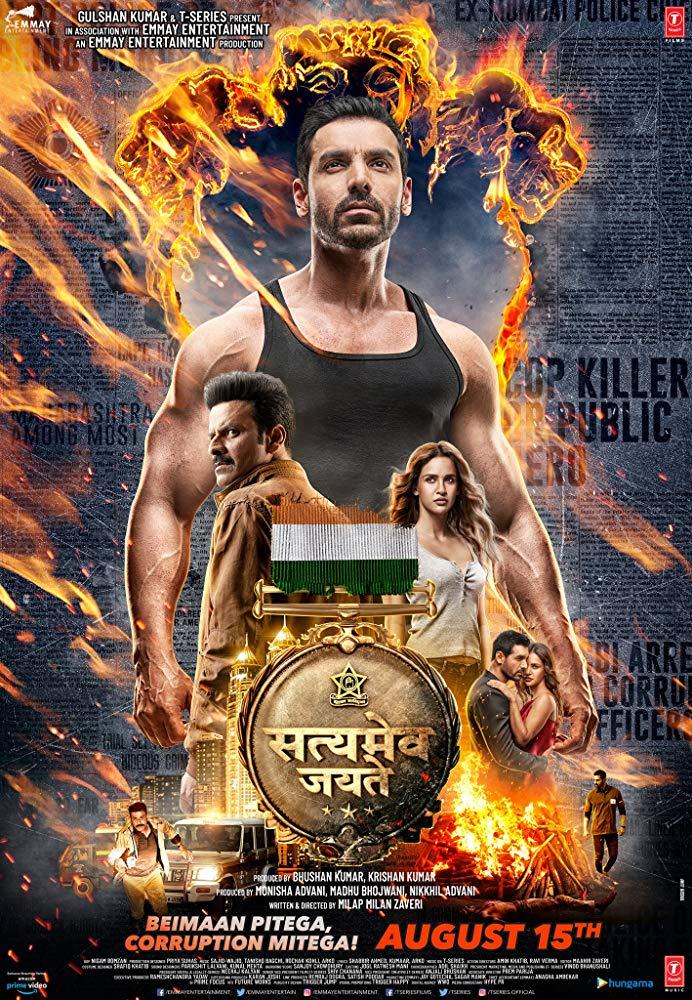 Satyameva Jayate 2018 Hindi PreDvd 720p x264 AAC - mkvCinemas
