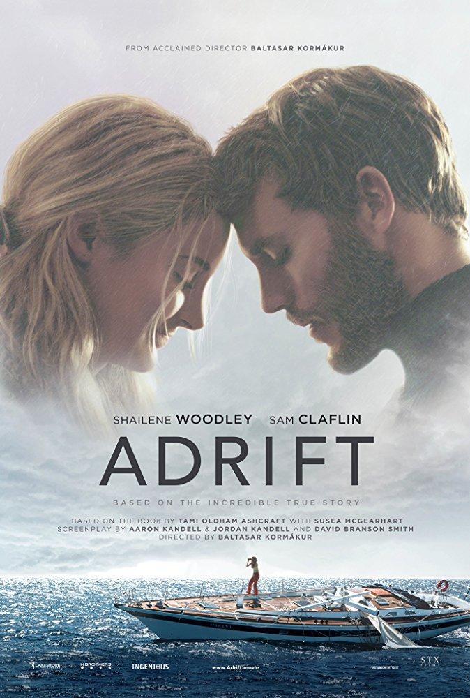 Adrift 2018 HDRip AC3 X264-CMRG