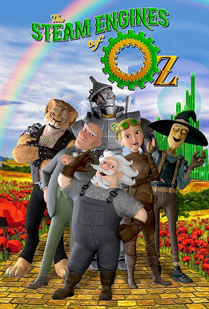 The S Engines of Oz (2018) HDRip AC3 X264-CMRG