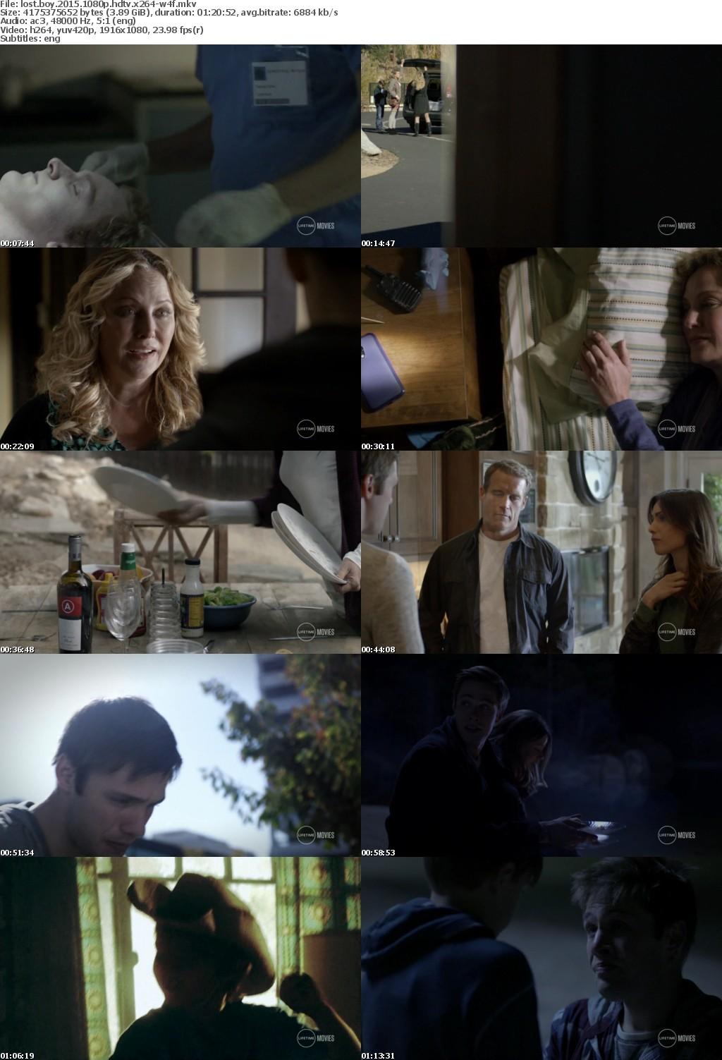 Lost Boy (2015) 1080p HDTV x264-W4F