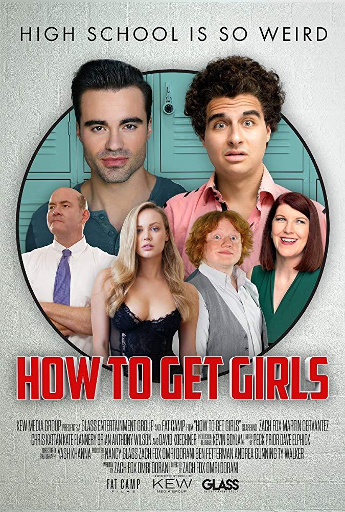 How to Get Girls (2017) WebRip English 720p X264 AAC 5.1 ESub - mkvCinemas