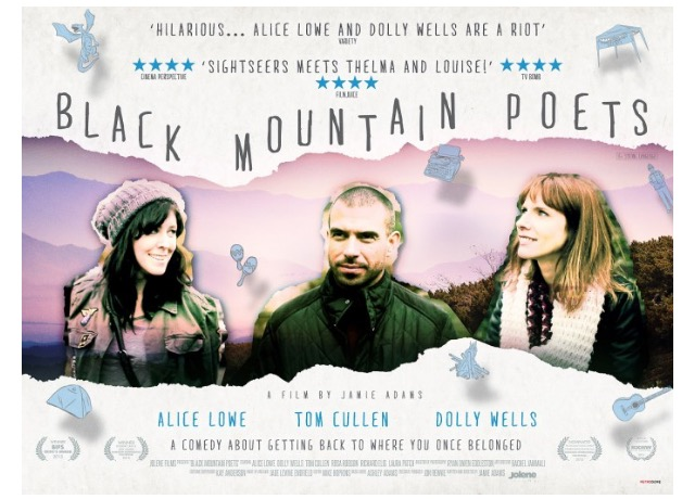 Black Mountain Poets (2015) 720p HDTV x264-PLUTONiUM