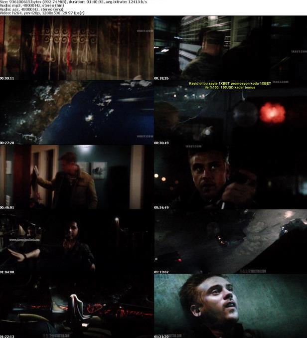 The Predator (2018) 720p HDCAM x264 Dual-AudioHindi (Cleaned) - English - Downloadhub