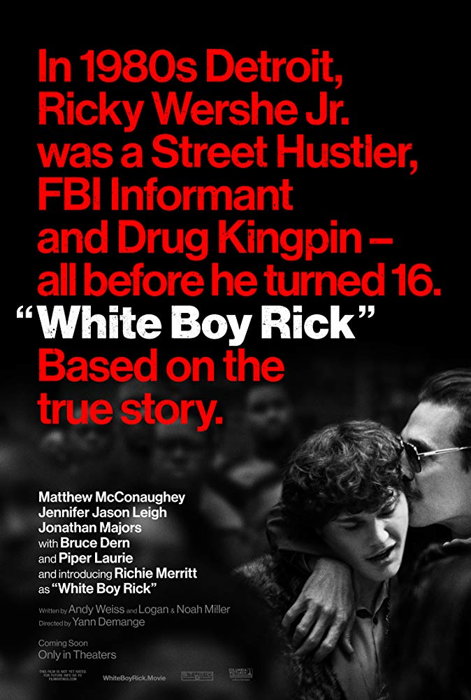 White Boy Rick (2018) HDCAM XViD AC3-ETRG