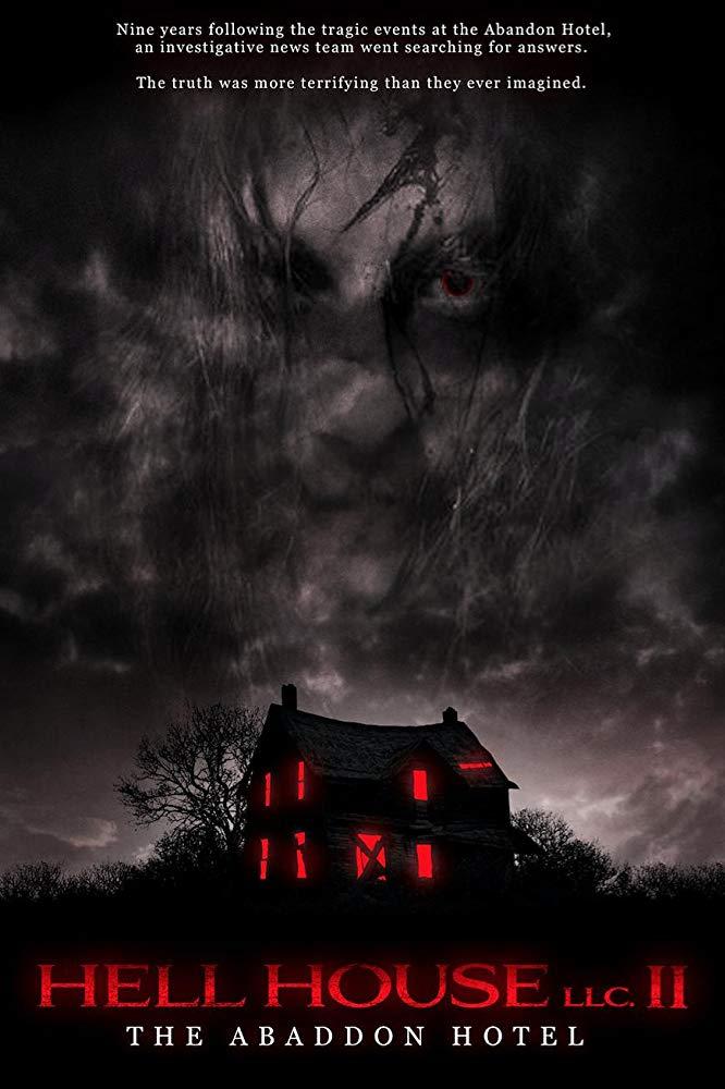Hell House LLC II The Abaddon Hotel (2018) HDRip AC3 X264-CMRG
