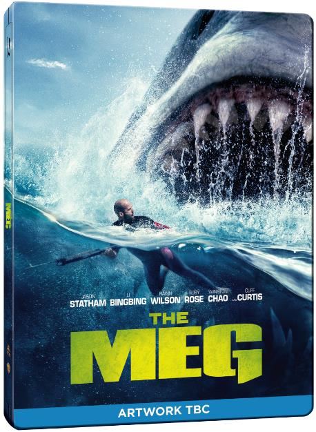 The Meg (2018) 720p HDRip X264 AC3-EVO