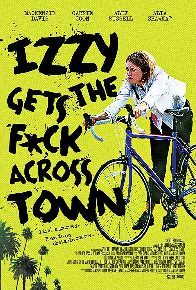 Izzy Gets the Fuck Across Town (2018) 1080p AMZN WEB-DL DDP5.1 H264-NTG